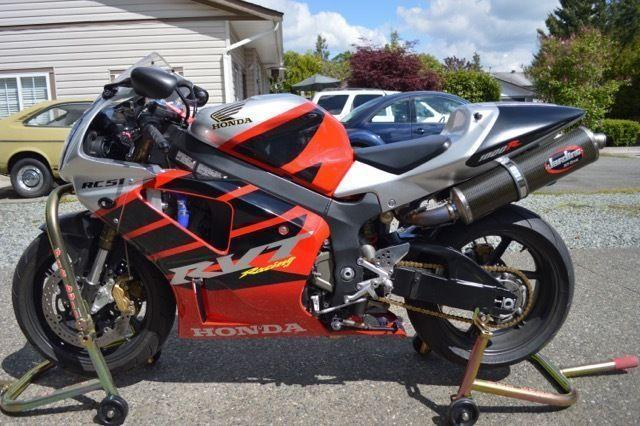 For Sale Honda RC51
