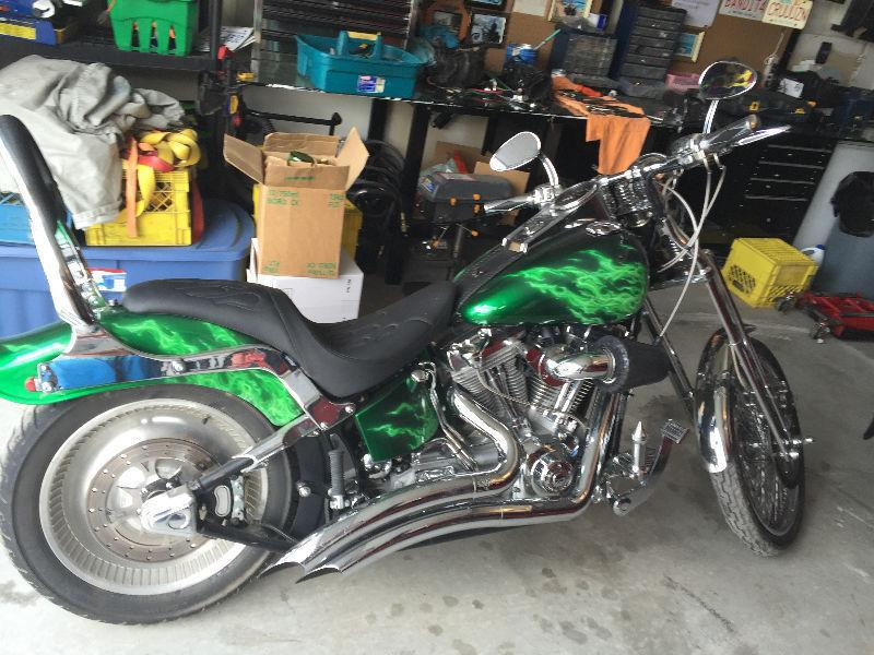 Harley Softails For Sale Ca >> Springer Front Ends Softails - Brick7 Motorcycle