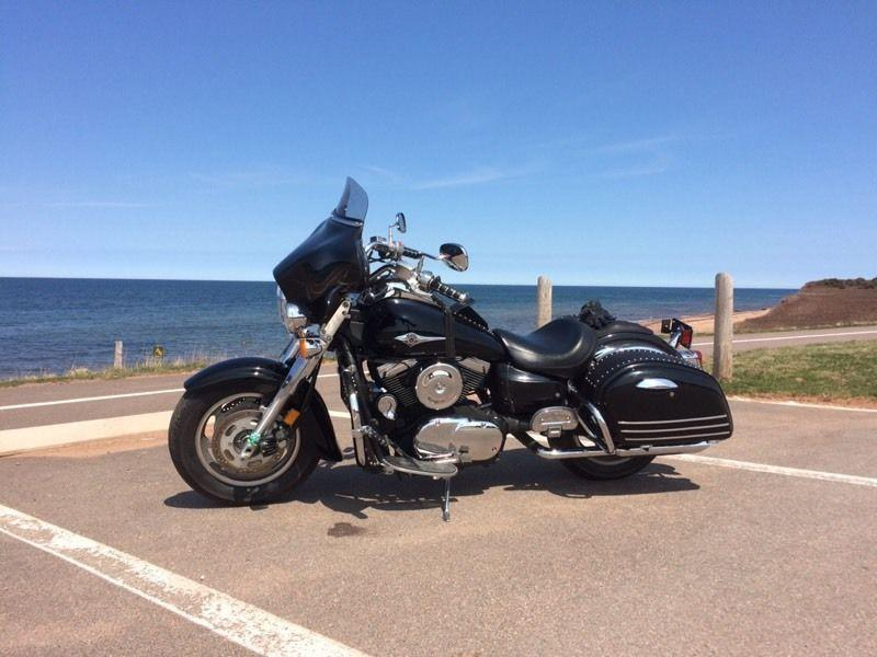 2008 nomad 1600 cc