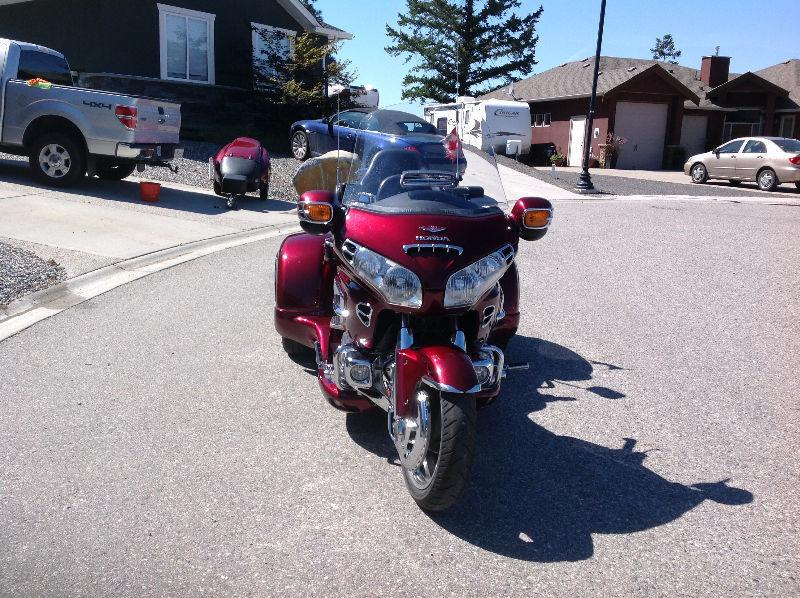 2005 Honda Goldwing Trike