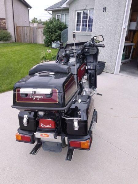 Wanted: 1984 Kawasaki Voyager 1300