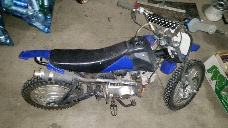Gio 125cc Dirt Bike