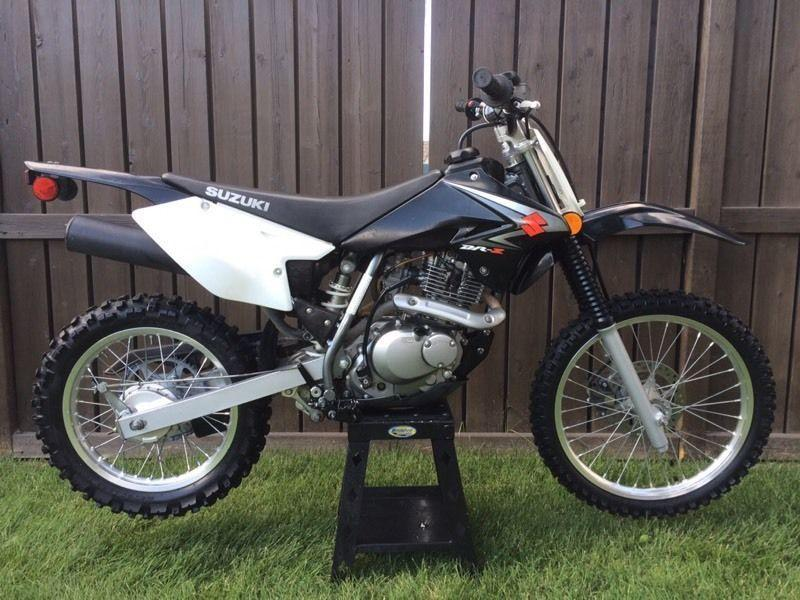 LONG WEEKEND DISCOUNT 2008 DRZ 125L