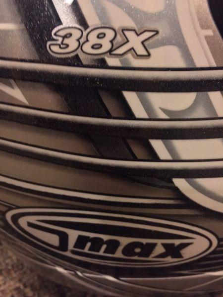 For Sale or Trade- Gmax ATV/ Snowmobile Helmet and Visor