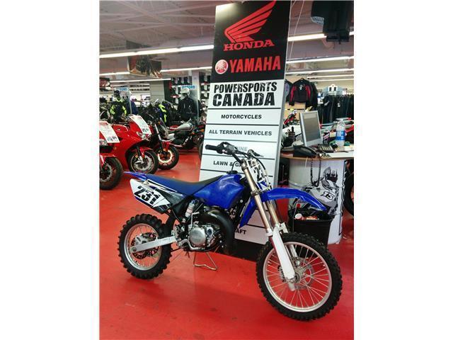 2015 Yamaha YZ85 2 Stroke