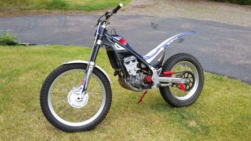 trial bikes for sale brick7 motorcycle. Black Bedroom Furniture Sets. Home Design Ideas