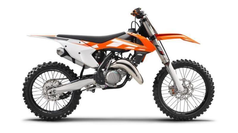2016 KTM 150 SX 28$/sem