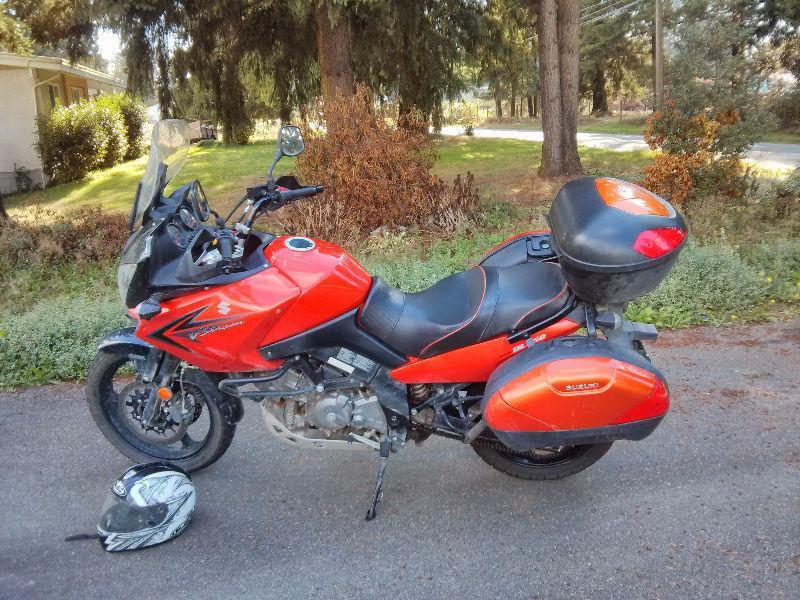 2009 V-Strom - $5600
