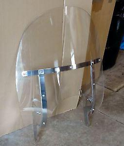 Stock OEM Road King Quick Release Windshield