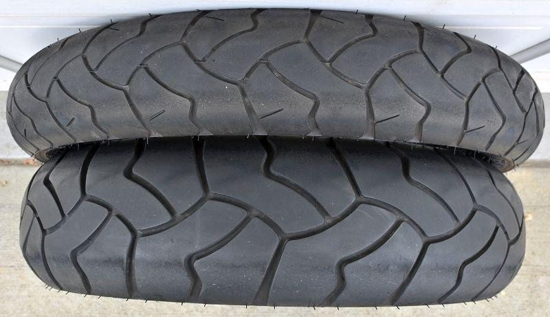 USED Bridgestone Battlewing 502/501 17