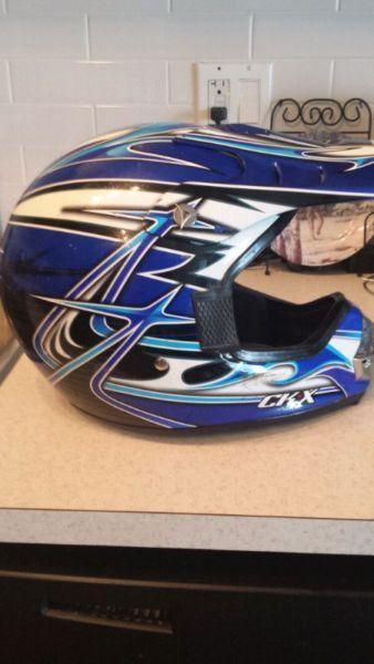 Motocross Helmet - Adult Large