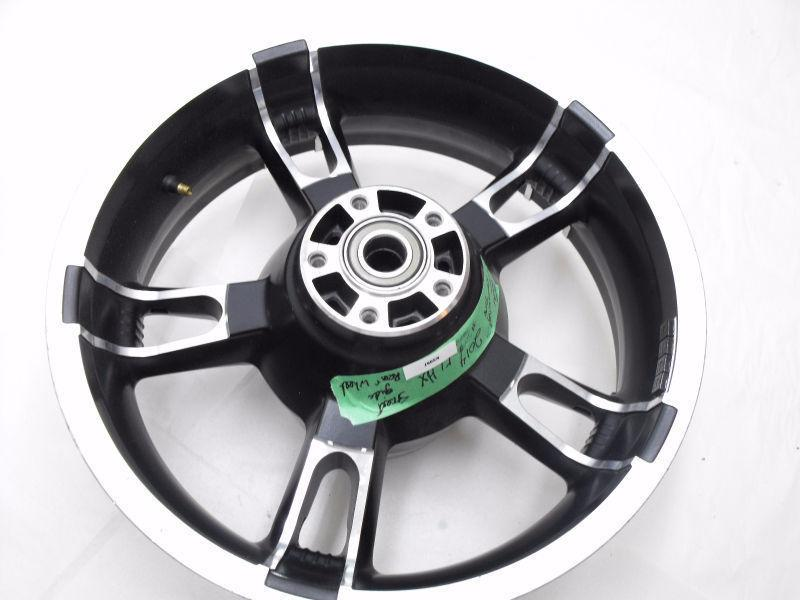 (Used) HD StreetGlide / Touring Rear wheel 16