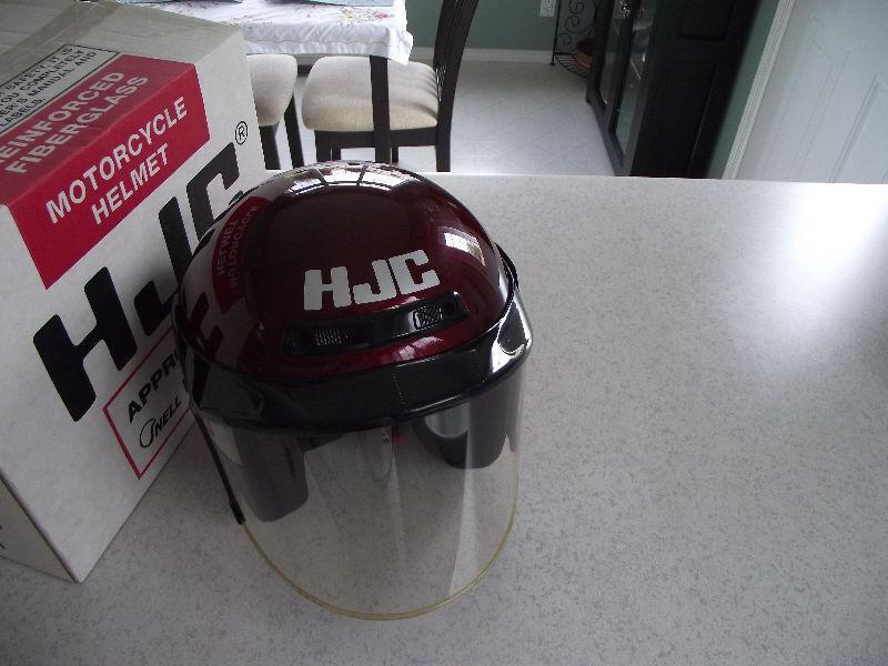 $95.00 HJC MOTORCYCLE HELMET