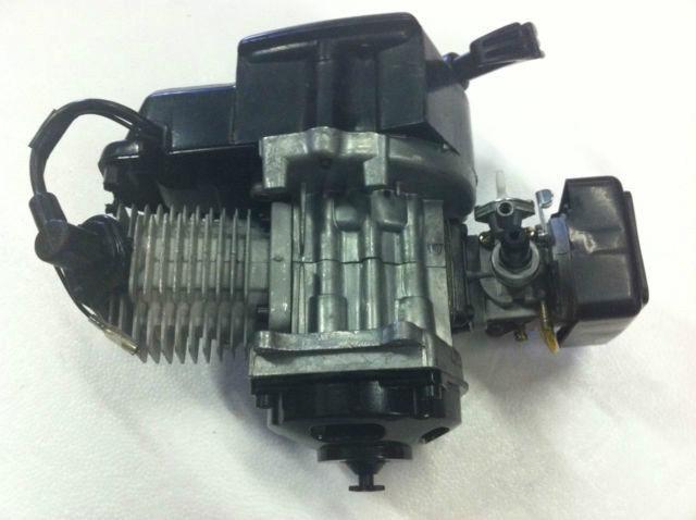 moteur 2TEMPS pocket bike NEUF 49CC MINI MOTO DEPOT 514-967-4749