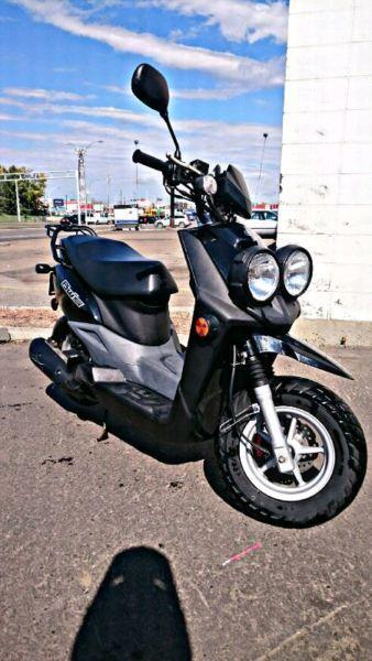 2012 BWS 50 Scooter 158mpg!!