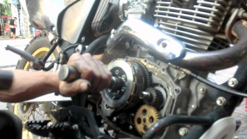 Motorcycle, mini bike, dirt bike repairs done right
