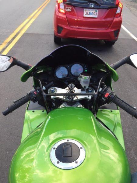 Kawasaki ninja zx9-r