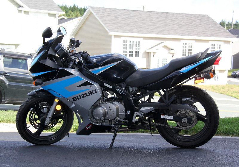 2006 SUZUKI GS500F 368 ORIGINAL MILES for sale on 2040-motos