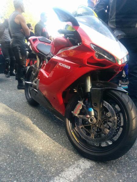07' Ducati 1098