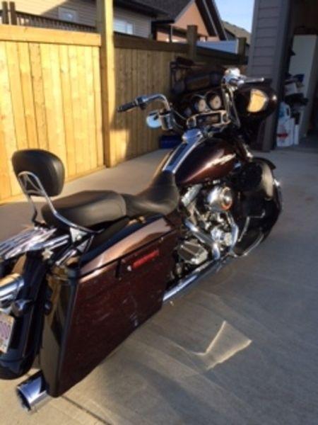 2011 Harley-Davidson FLHX - Street Glide