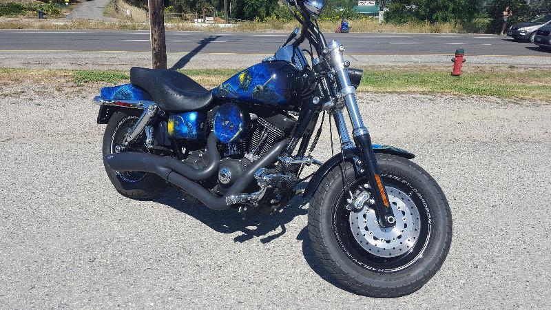 2008 Harley Dyna Fatbob Custom