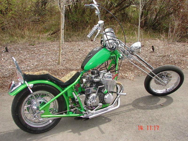 1972 Honda CB750 Vintage Classic Chopper