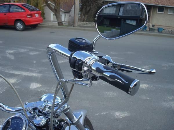 2003 Harley Davidson Dyna Wide Glide FXDWG