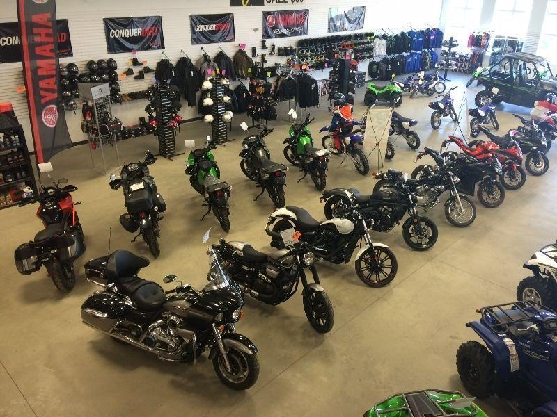 END OF SUMMER MOTORCYCLE CLEARANCE SALE