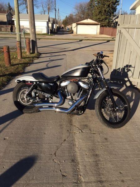 2007 Harley Davidson sportster nightster