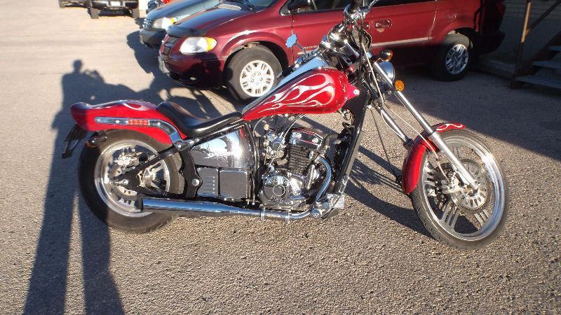 Choppers I Winnipeg - Brick7 Motorcycle