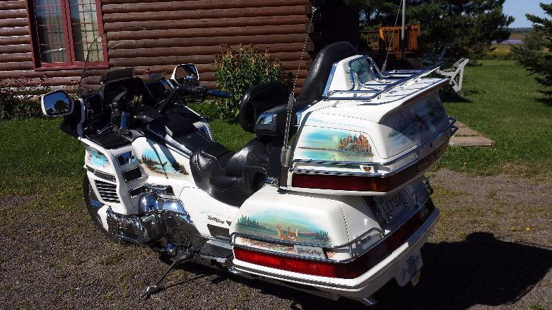 For Sale 1996 Honda Goldwing SE 1500