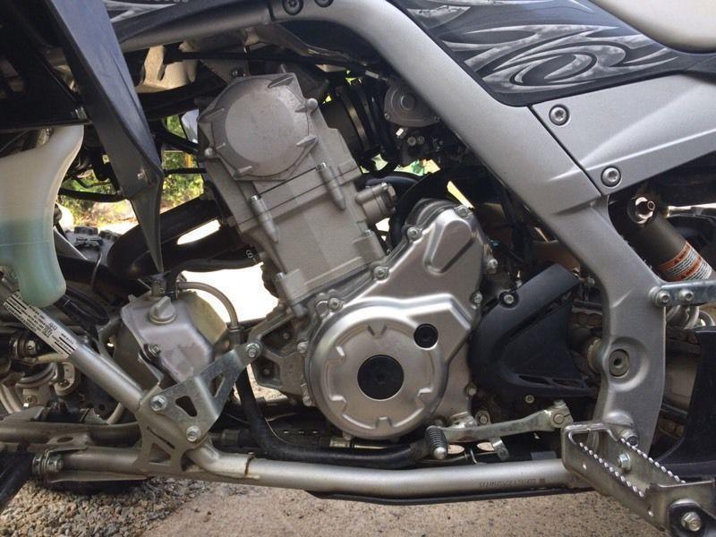 2014 Yamaha raptor 700r SE sell or trade