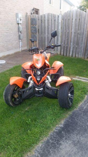 ATV & Dirt Bike