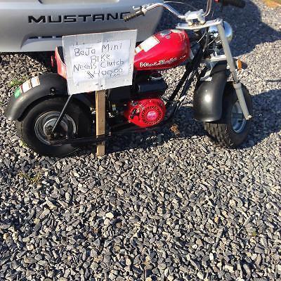 Baja mini bike 196cc 6.5 HP