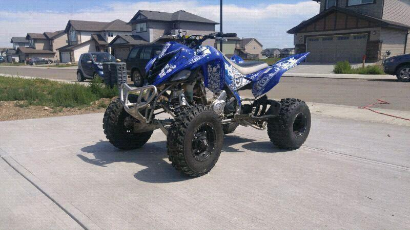 TRADE 2009 Yamaha Raptor 700r *mint*