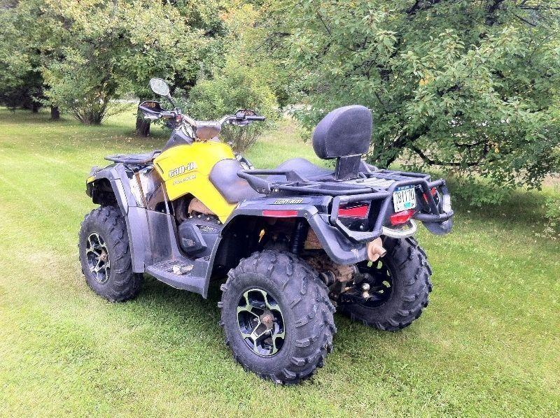 Can Am quad for Sale
