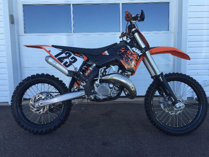 2009 KTM SX150