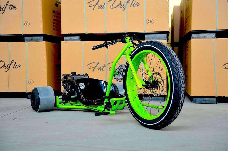 Toys 4 Boys PHAT Drift Trike 212cc 7hp - IN STOCK NOW