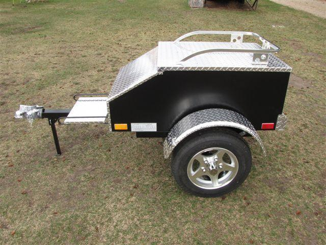 Marlon AMT Aluminum Motorcycle Pull Behind Trailer
