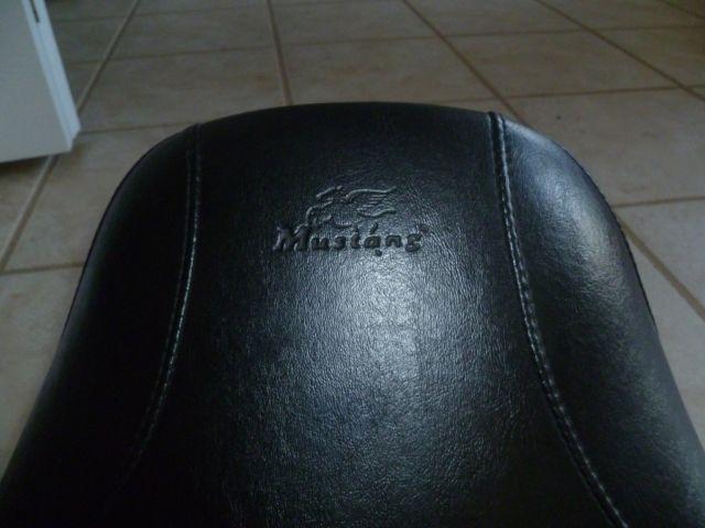 One-Piece DayTripper Mustang Seat