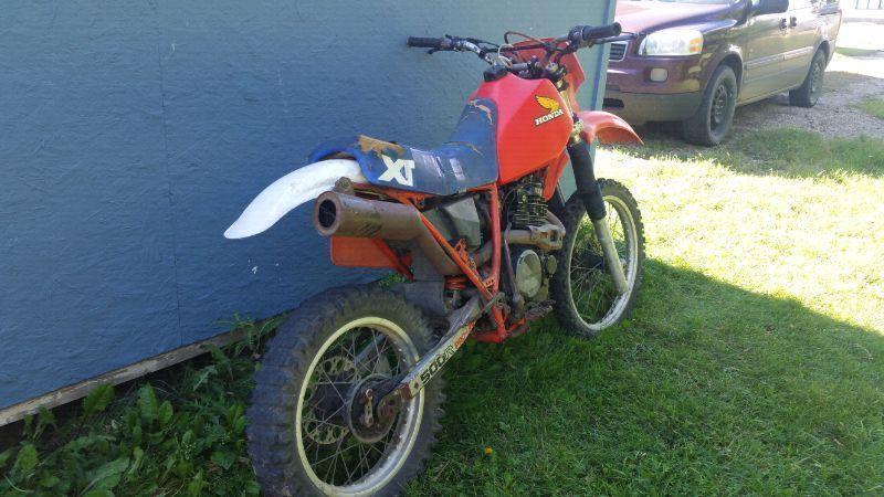 1983 XR500