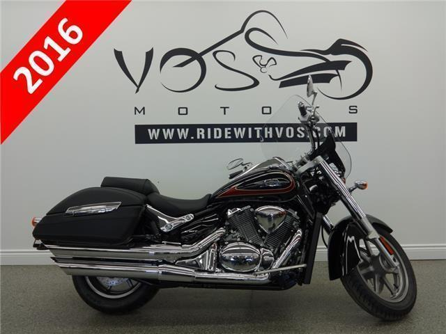 2016 Suzuki Boulevard C90T- V2070 - Dealer Demo. ASK FOR DETAILS