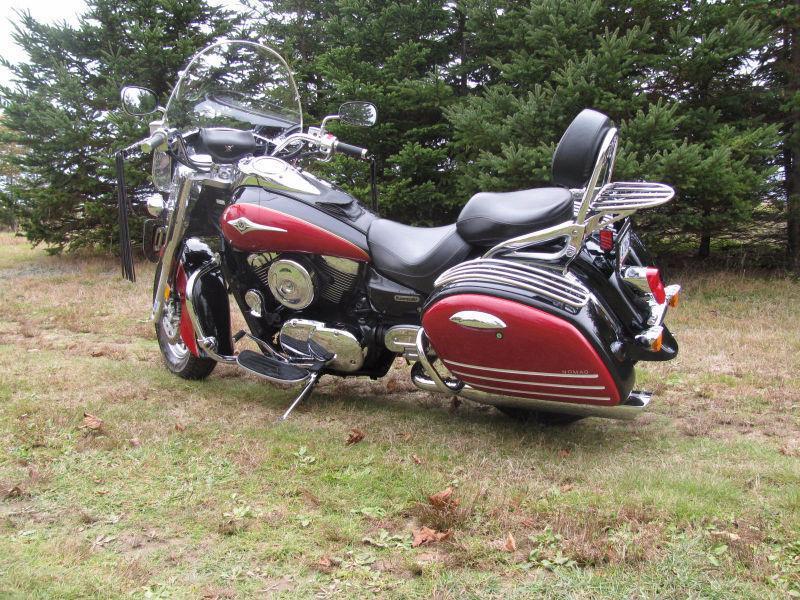 Kawasaki Nomad For Sale