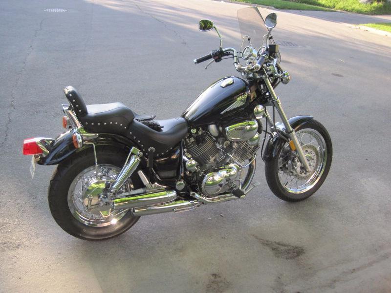 1999 Yamaha Virago 1100 Special