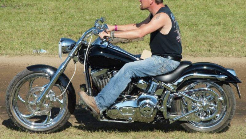 Softail deuce like no other