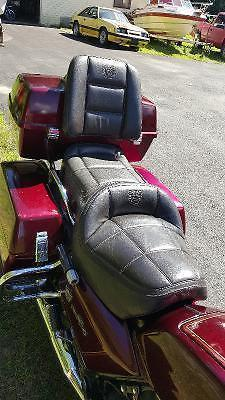 Comfy Ride 1986 Honda Goldwing