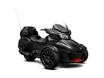 2016 Can-Am Spyder RT-S Special Series 6-Speed Semi-Automatic (S