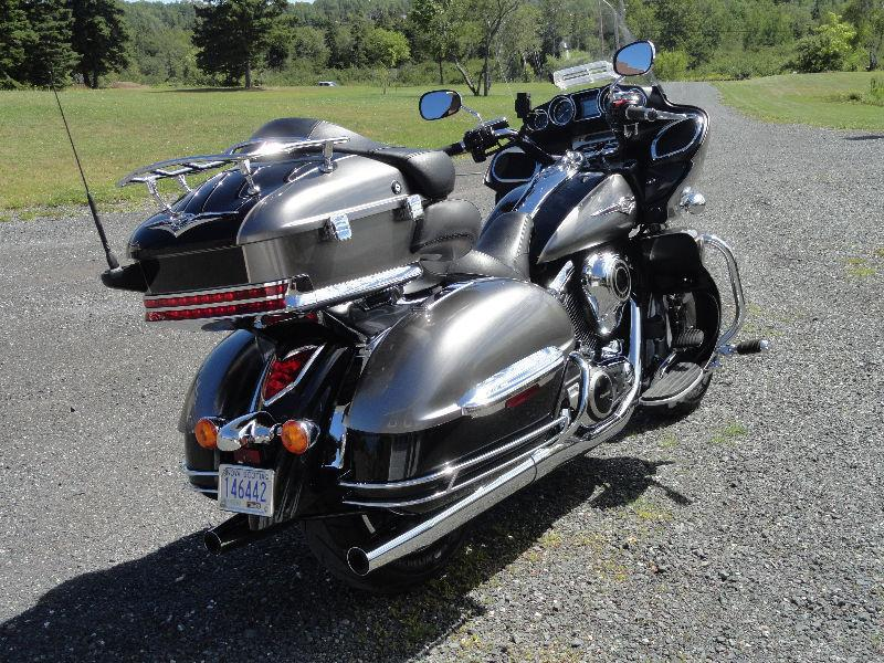 Price Reduced! - 2014 Voyager Motorcycle - Excellent Condition