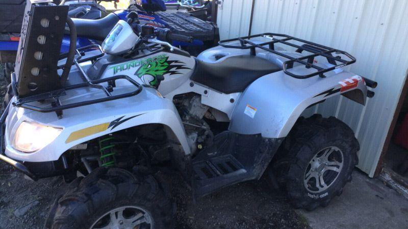 ATV & SLED REPAIRS! Affordable, Reliable Peace of Mind
