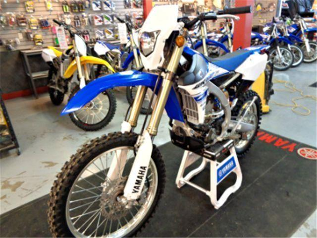 2016 WR250F END OF THE YEAR BLOW OUT SALE!